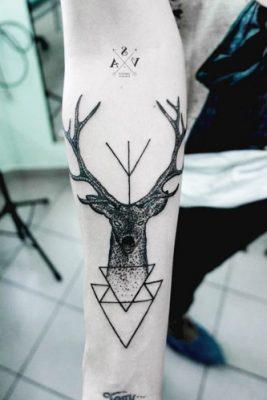 tatuajes-hipster-de-venado (2)