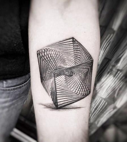 tatuajes hipster en el antebrazo 2 - tatuajes hipster