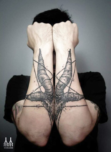 tatuajes hipster en el antebrazo 4 - tatuajes hipster