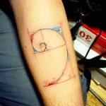 tatuajes hipster en el antebrazo 5 150x150