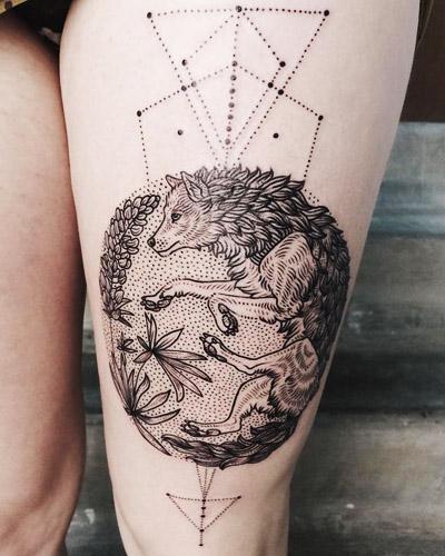 tatuajes hipster para mujeres 1 - tatuajes hipster