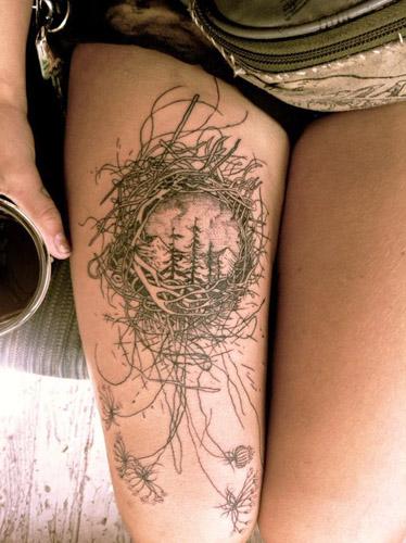 tatuajes hipster para mujeres 5 - tatuajes hipster