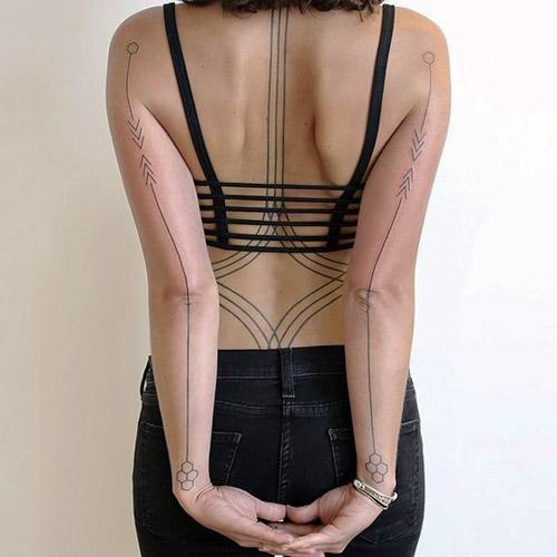 tatuajes hipster para mujeres 8 - tatuajes hipster