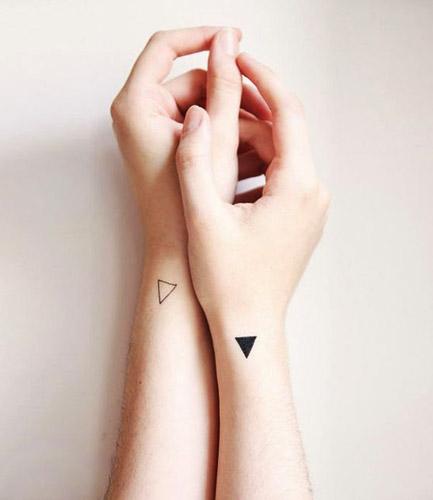 tatuajes hipster para parejas 4 - tatuajes hipster