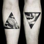 tatuajes hipster para parejas 6 150x150