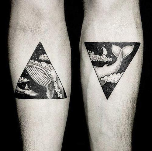 tatuajes hipster para parejas 6 - tatuajes hipster