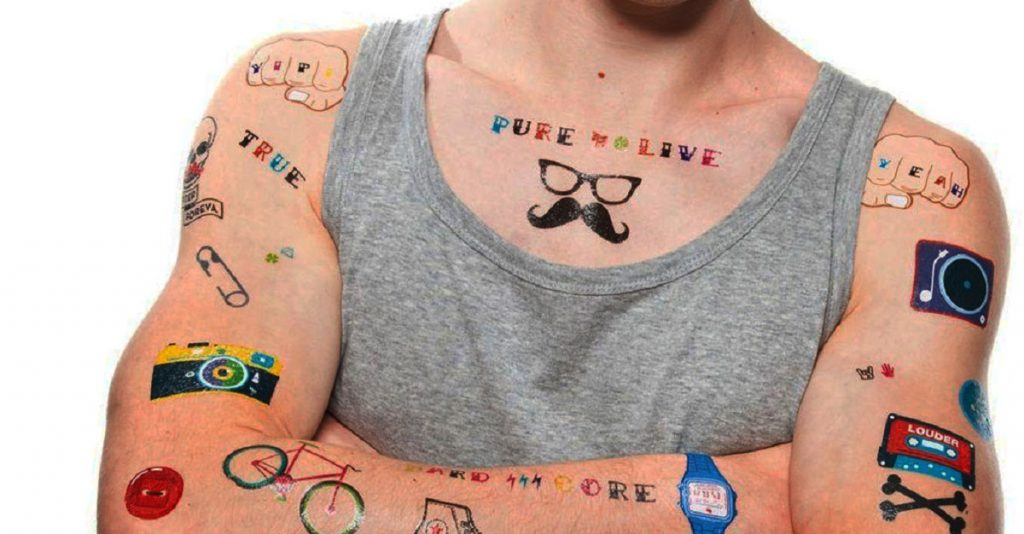 65 Very original Hipster tattoos and their meanings
