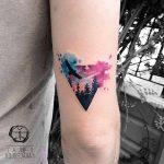 tatuajes hipster triángulo 3 150x150