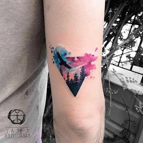 tatuajes hipster triángulo 3 - tatuajes hipster