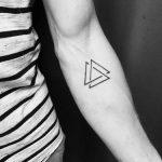 tatuajes hipster triángulo 6 150x150