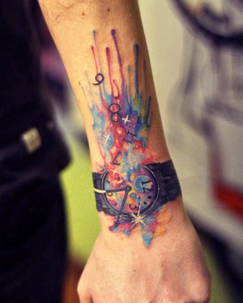 101 Best Tattoos for Men with Meaning- Big, Small & Colored 58