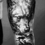 tatuajes lobos 3D 2 150x150