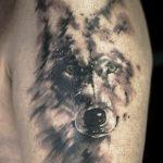 tatuajes lobos 3D 5 150x150