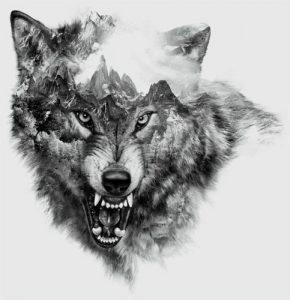 tatuajes lobos diseños 1 290x300