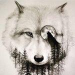 tatuajes lobos diseños 2 150x150