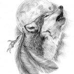 tatuajes lobos diseños 4 150x150