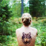 tatuajes lobos espalda 6 150x150