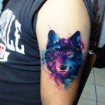 tatuajes lobos hombro brazos 1 150x150