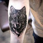 tatuajes lobos para hombres 4 150x150