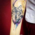 tatuajes lobos para hombres 5 150x150