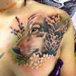 tatuajes lobos para mujeres 1 150x150