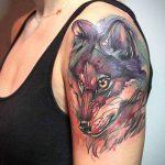 tatuajes lobos para mujeres 3 150x150