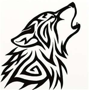 tatuajes lobos tribal 2 296x300