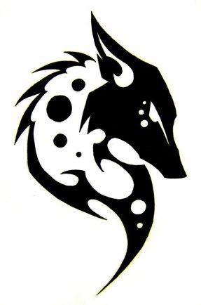 tatuajes-lobos-tribal (6)