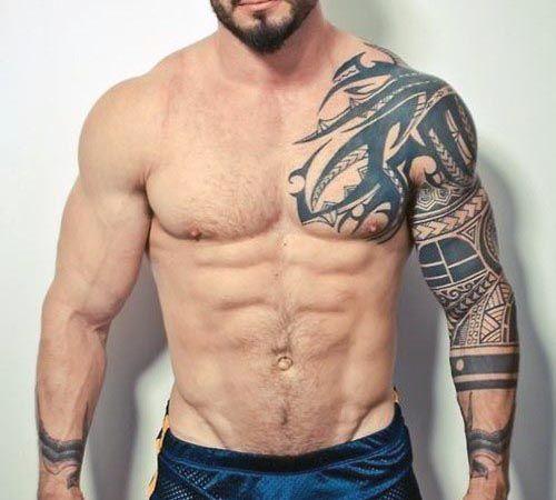 Tatuajes Bonitos Hombre ▷ los 101 mejores tatuajes para hombres (+significados) ⋆ top ✅