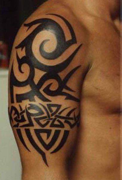 tribales tatuajes hombres originales 3