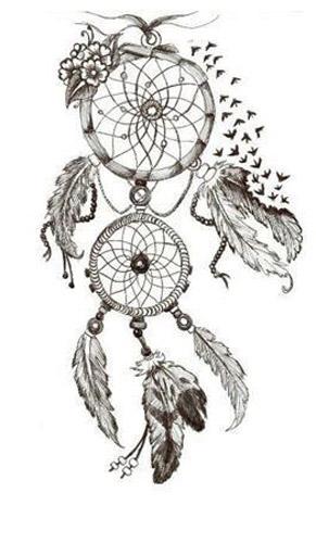 Descubre los originales Tatuajes Atrapasueños y sus significados ...