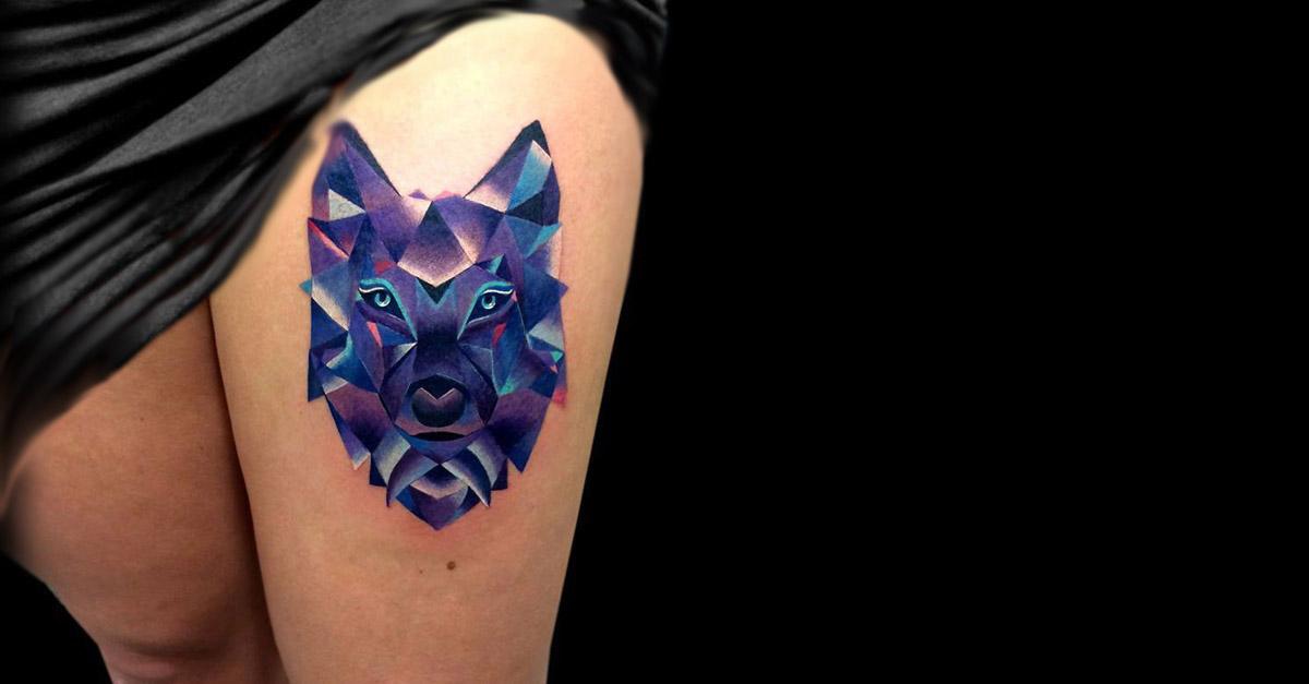 portada tatuajes lobos