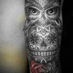 tattoo calaveras buhos calaveras 1 150x150