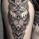 tattoo calaveras buhos calaveras 2 150x150