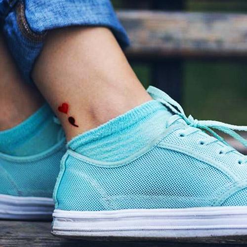 tattoo chicos chiquitos corazones 4 - tatuajes de corazones