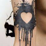 tattoo corazon para hombres 4 150x150
