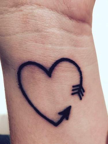 tattoo corazones 2
