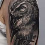 tattoo lechuza buhos brazos 2 150x150