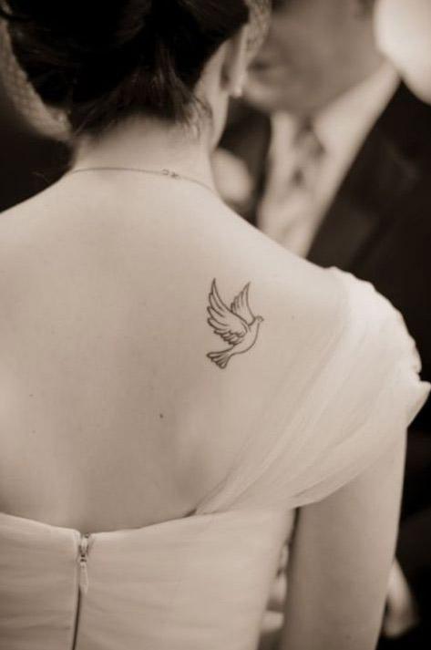 tattoo palomas 3 - tatuajes de palomas
