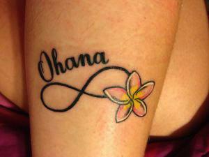 tatuaje ohana infinito 4 - tatuaje de ohana