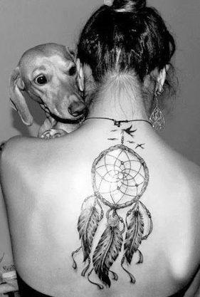 tatuajes atrapasueños espalda 4 e1486481602720