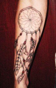 tatuajes atrapasueños para hombres 6 191x300