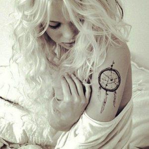 tatuajes atrapasueños para mujeres 1 300x300