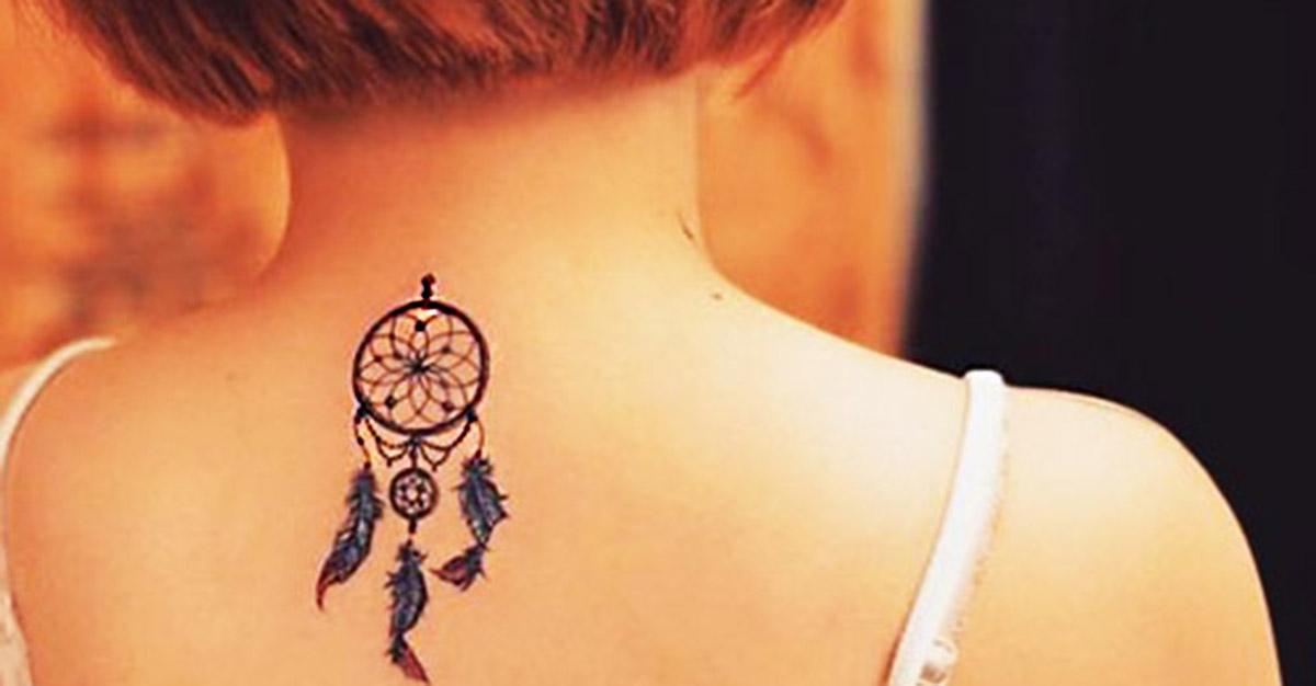 50 Originales Tatuajes Atrapasueños y sus Significados ⋆ Tattoos