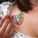 tatuajes corazones estrellas 2 150x150
