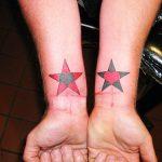 tatuajes corazones estrellas 4 150x150