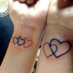tatuajes corazones muñeca 5 150x150