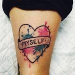 tatuajes corazones nombres iniciales frases 6 150x150