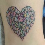tatuajes corazones rosas 2 150x150