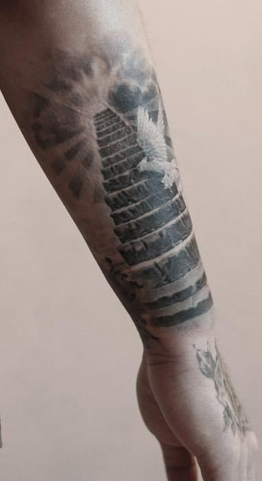 tatuajes palomas para hombres 3 - tatuajes de palomas